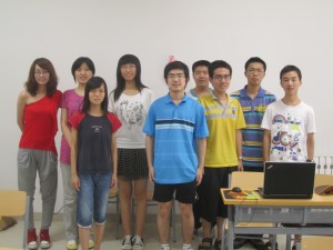 Picture of my third class
