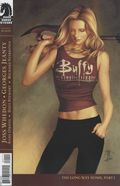 picture of issue one of Buffy the Vampire Slayer: Season Eight