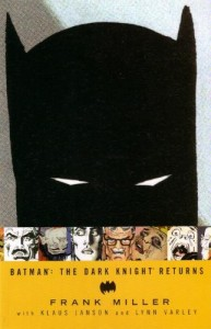 Picture of Batman: The Dark Knight in trade paper back